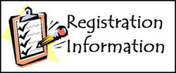 Registration Information for the 20-21 School Year